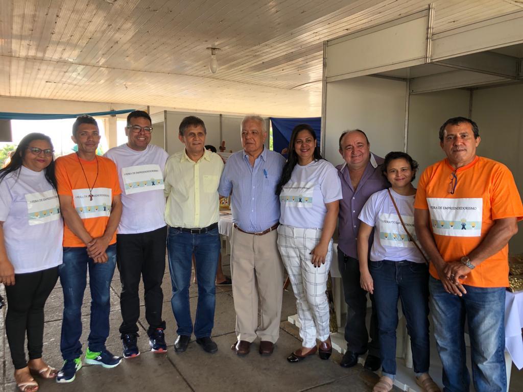 Ceasa-CE recebe I Feira Empreendedora de Alunos do CEJAP