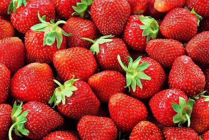 Confira os benefícios do morango para a saúde