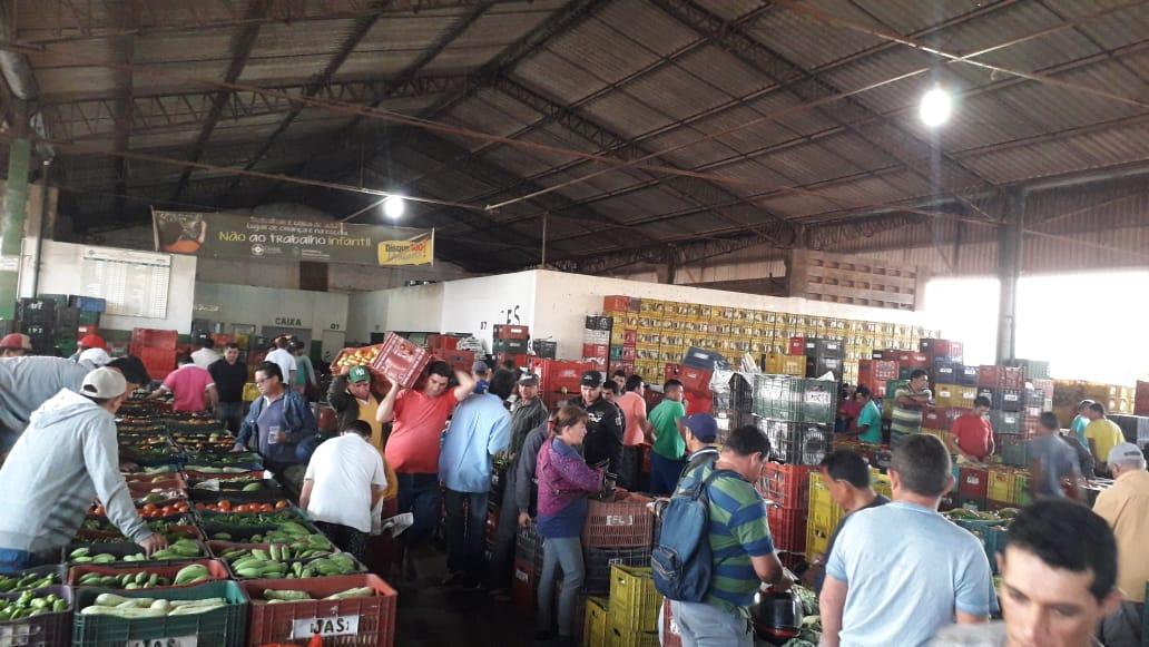 Preço do quilo da banana, mamão e tomate cai para R$ 1,00 em Tianguá