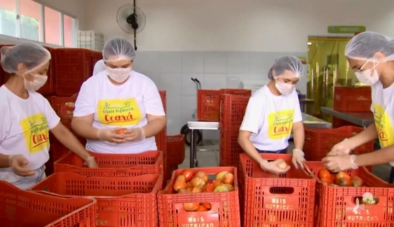 Programa Mais Nutrição é destaque no Nordeste Rural