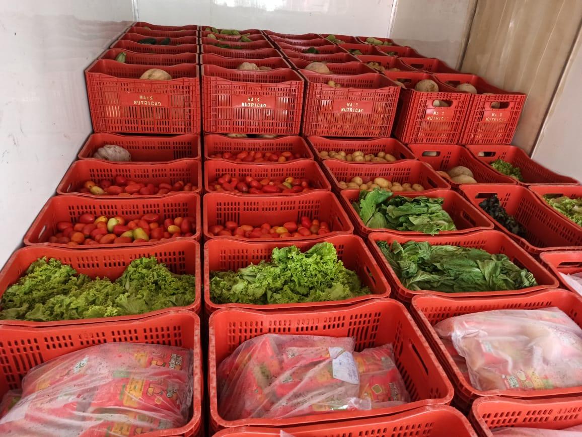 Governo do Ceará envia mais de 4 toneladas de alimentos para Hidrolândia