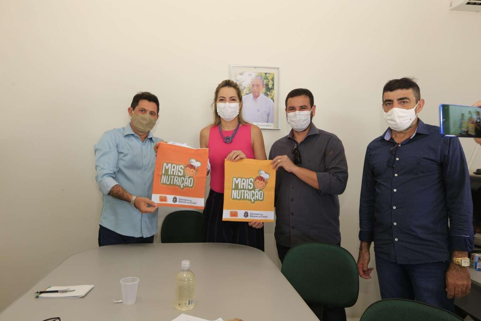 Fábrica do Mais Nutrição no Cariri deve iniciar operação em abril