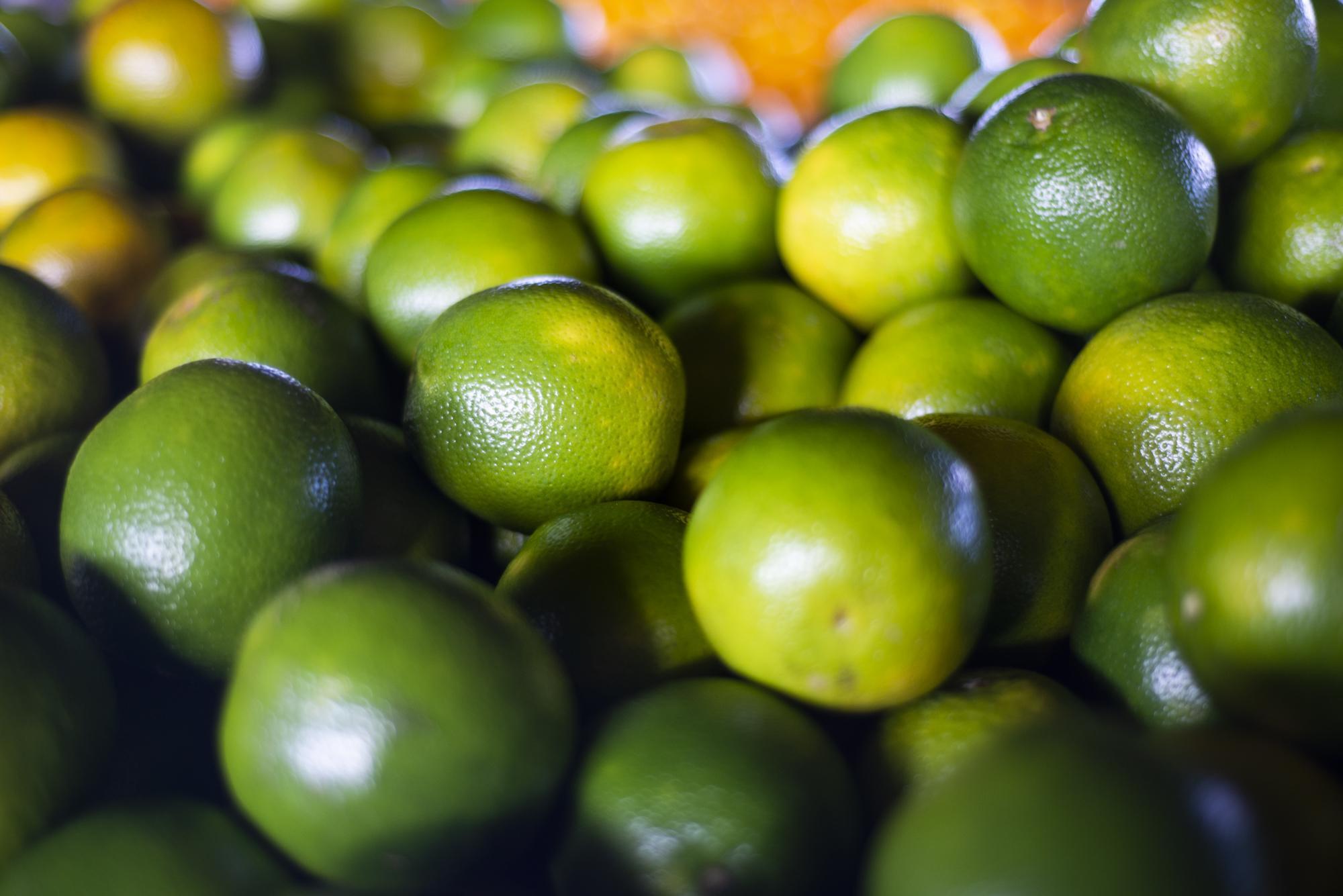 Preço do limão tem queda de 25% na Ceasa-CE